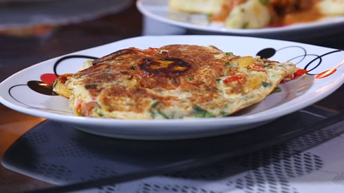 Awloko Frittata Recipe In Africa