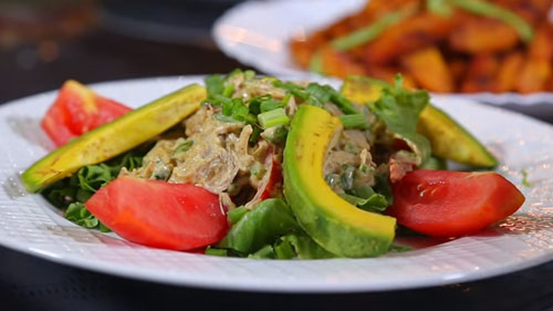 Curried Chicken Salad Recipe In Africa