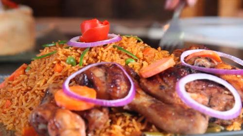 Jollof Rice Recipe In Africa