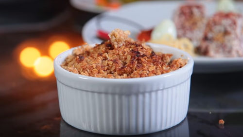 Pineapple Crumble Recipe In Africa