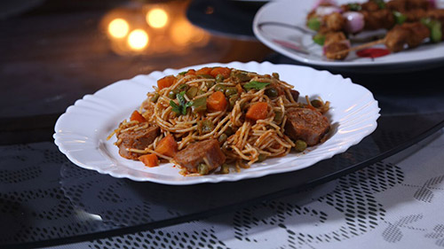 Spaghetti Surprise Recipe In Africa