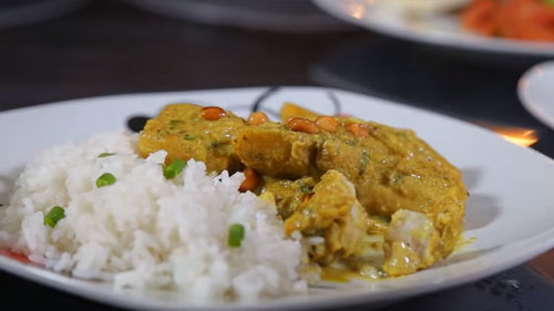 Swahili Fish Curry Recipe In Africa