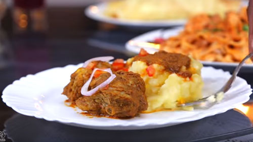 Mashed Potato Recipe In Africa