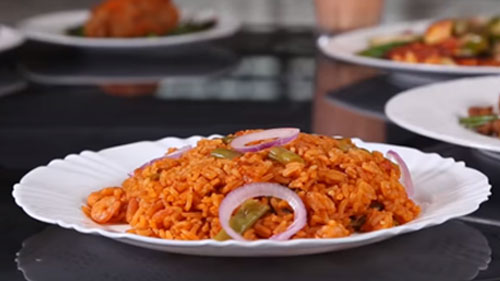 Shrimp Jollof Recipe In Africa