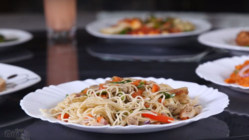 Stir Fried Spaghetti Recipe In Africa