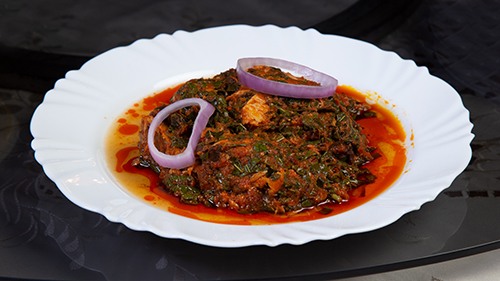 Cassava Leaf Stew Recipe