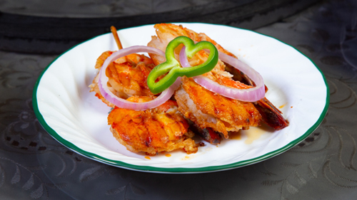 Prawns Kebab Recipes